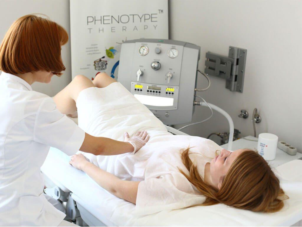 Hydrokolonoterapia