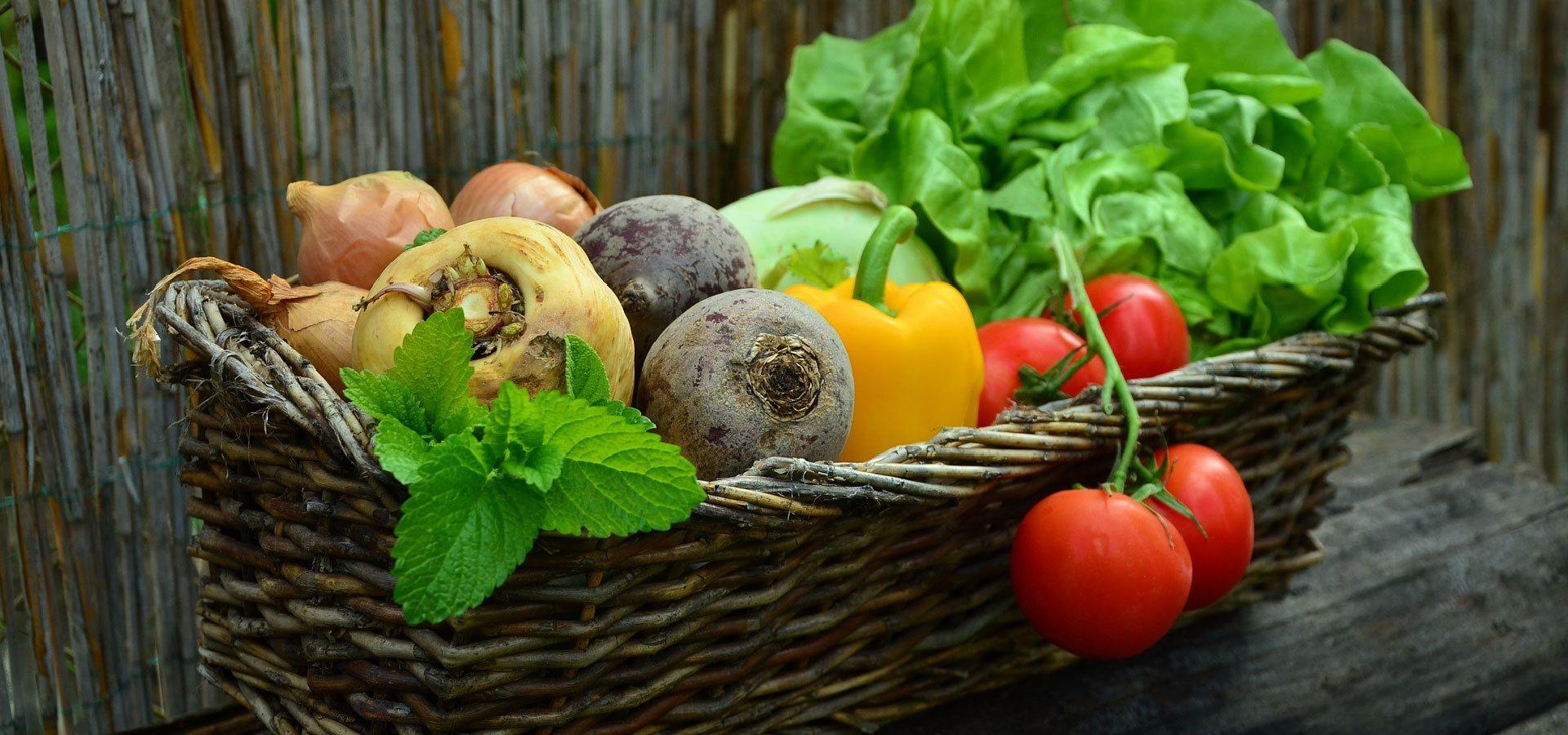 Warzywa slider